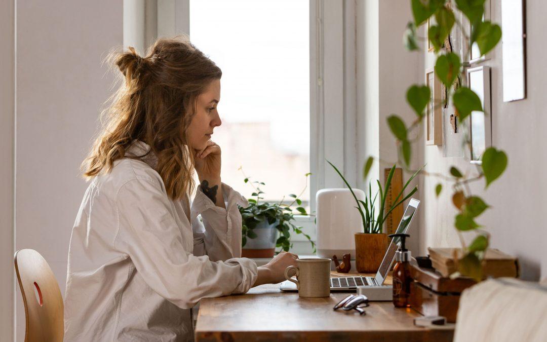 Télétravail : les 5 conditions à suivre pour être productif